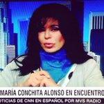 """Entrevista a @MariaConchita_A """"La oposición le hace daño a #Venezuela"""" por @CNNEE http://t.co/ZsmzVbGXyR http://t.co/h36WFDYxhV @NituPerez"""