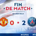 Le @psg_jnside simpose 2 buts à 0 face à @ManUtd !! #MUPSG #ParisLovesUS http://t.co/C9Qqj7bXPR