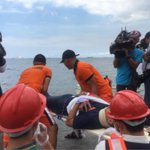 """Quake victims will be brought to a """"hospital boat"""" via rubber boats @inquirerdotnet #MMQuakeDrill http://t.co/pCL3T2zY8n"""
