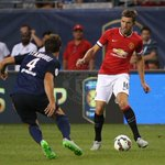 "Carrick takes positives despite PSG defeat: ""It was a good test and we played some good stuff."" #MUtour http://t.co/gxwa16Oy4J"