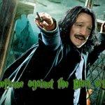 Harry Potter: Defense Against The Blart Arts #NewHarryPotterBooks @midnight http://t.co/hasLsN3ROp