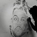 The finished piece will be ???? @theweeknd #BBTM #xo http://t.co/kM1Wx1WW0r