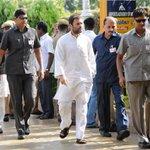 Rahul Gandhi leaves Madurai to reach Rameswaram http://t.co/BhVrvlk46N