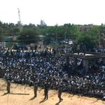 People line up by the thousands in #Rameswaram, #TamilNadu to pay their last respects to Dr APJ Abdul Kalam http://t.co/150Cv0pAuG