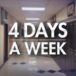 School just 4 days a week? Its happening here in Ga. http://t.co/U0eIxI4bJD -Why parents say it works on Ch2 at 6:51 http://t.co/G1LzaGnzEe
