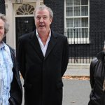 Former Top Gear trio Clarkson, Hammond and May sign deal for Amazon motoring show http://t.co/cosrmrVQ8J http://t.co/5hkhk6EnRv