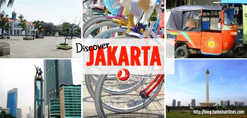 This week we're exploring the capital of Indonesia, Jakarta! Check out our blog at: