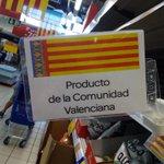 Comprmís pressiona a Carrefour per manipular la Senyera, i fer-la sospitosament catalana #lasprovinciasfacts http://t.co/rKHsH5lEpp