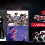 Honda #Revfest tomorrow! Catch us play with @paponmusic at Andheri Complex in #Mumbai. http://t.co/8BwpESTedM http://t.co/l415eJwN2a
