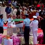 Last rites ceremony of Former President APJ Abdul Kalam underway. http://t.co/yubRADaqqo