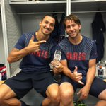 RT @Ibra_official: Mvp thanks to this guy Maxwell