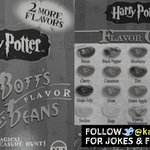 50 Shades of Bertie Botts Beans #NewHarryPotterBooks @midnight http://t.co/8fXLLuJj53