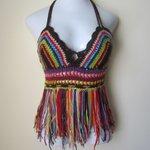 Crochet halter top, crochet Fringe top, festival halter top… https://t.co/A7qpm5dKVC #boho, #crochet #BellyDanceTop http://t.co/6BrBYTpt6g