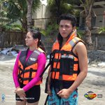 """@PBBabscbn: Abangan ang outside world adventure nina Kamille, Zonia, Ylona and Jimboy mamaya sa #PBB737Adventure! http://t.co/3J7myiiZiA"" 😱"
