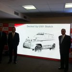 RT @indianautos: #Mahindra #TUV300 (Tough with a double O) to be launched by mid-September   @anandmahindra @GoenkaPk @Vivek_Nayer http://t…
