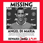 Louis Van Gaal admits he does not know where Di Maria is... http://t.co/yzhdPvteOv