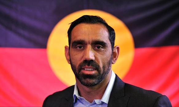 To paraphrase a great rugby phrase 'go you Goodes thing' and to quote Warren Mundine 'stop the boos' http://t.co/fWRNXxHL91