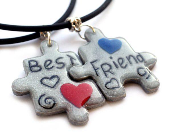 Как сделать медальон дружбы своими руками 29