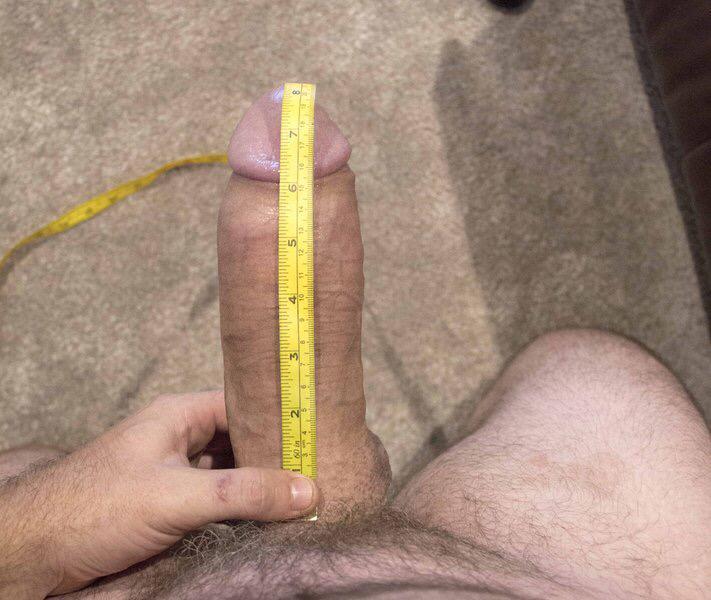 Six inch penis girth