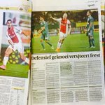 The day after: Wat schreven de kranten? #Ajax #UCL #rapaja http://t.co/IA6ktqDwyB