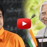 '@Actor_Vivek Tribute To APJ Abdul Kalam    Video: http://t.co/2K4G7v7rDg