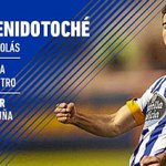 Toché, nuevo jugador del Oviedo http://t.co/qYyr66bWEt http://t.co/KedpHoNVBr