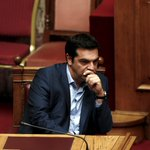BREAKING: #Greece was forced to accept recessionary bailout deal - #Tsipras http://t.co/K2Zp7xEnOZ http://t.co/czLacclNHh