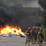 صور جديدة لجنود أميركيين يحرقون جثث عراقيين بمعركة الفلوجة قبل 11 عاما تثير جدلا في #أميركا http://t.co/u5K1Z3nZ34 http://t.co/qe7aO6ZJ7Y
