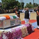 Dr. Kalam you will be remembered forever: PM #NarendraModi (Image: PIB) http://t.co/Kx4Icaj1VX
