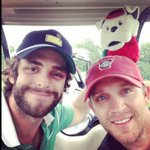 In honor of #FriendshipDay here are @ThomasRhett & @JustinColeMoore being bros: http://t.co/HemcA5cip2 http://t.co/3xQ2fXSmzc