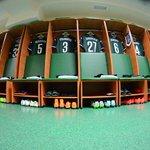 Два часа до матча #КраснодарСлован! Стадион готов, команды в пути - ждем вас, черно-зеленые! #ЛигаЕвропы http://t.co/XkMk0tszUI