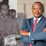 #TBT: The day Uhuru Kenyatta removed his shoes to join pupils dancing barefoot http://t.co/0kCzI4DI7t http://t.co/Q7S3dIh5w2