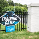 #PanthersCamp begins TODAY!   Photos from @woffordcollege > http://t.co/j2UvrKrQOm http://t.co/sK35Yu4Jwe