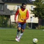 """.@AlvaroNegredo_7 """"Tengo muchas ganas de jugar, aportar y dar lo mejor de mí"""" #VCFonTour2015 http://t.co/tJiNpgOcjw"""