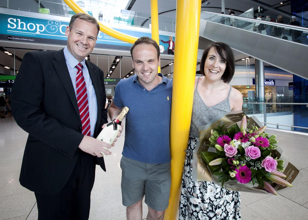 July is our busiest ever month as we've already welcomed 2.5M passengers