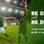 [NAGRADNA IGRA] Podarjamo 10x2 vstopnici za tekmo @PrvaLigaSi med @NK_Olimpija in @NKDomzale. RT in si v žrebu. #plts http://t.co/0dMqkiUZxk