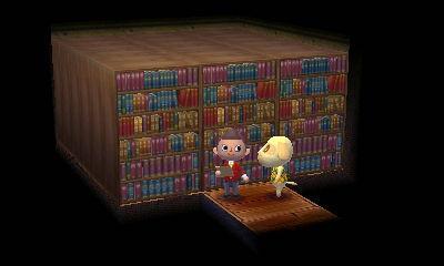 後注文いただきました本に囲まれた暮らし でございます。 #ハッピーホーム #ACHappyHome #3DS http://t.co/fToQrbYZ43