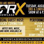 Looking forward to playing #Tuesday night at @3rdandLindsley for the @Digital_Rodeo showcase! #Nashville http://t.co/qWLbBMCZDw