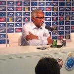 """Vou garantir que o Fábio continuará no Cruzeiro"", Isaías Tinoco. http://t.co/PHSbpV67zH"