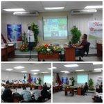 HOY   @MPPSalud_Vzla/Misión Cubana en Corposalud para integrar nuevas estrategias de salud @TareckPSUV @NicolasMaduro http://t.co/dwdPzyPa4Q