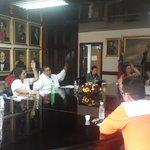 Aprobados en CLEBA por Leg Revolucionarios recursos para Actividades Culturales por Natalicio de Bolívar y Chávez http://t.co/ISYexAeb51