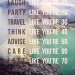 Nice philosophy :)