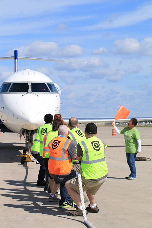 MT @SOMinnesota: TBT to our 1st PlanePull! 2015 Plane Pull is on 9/12 at @mspairport.