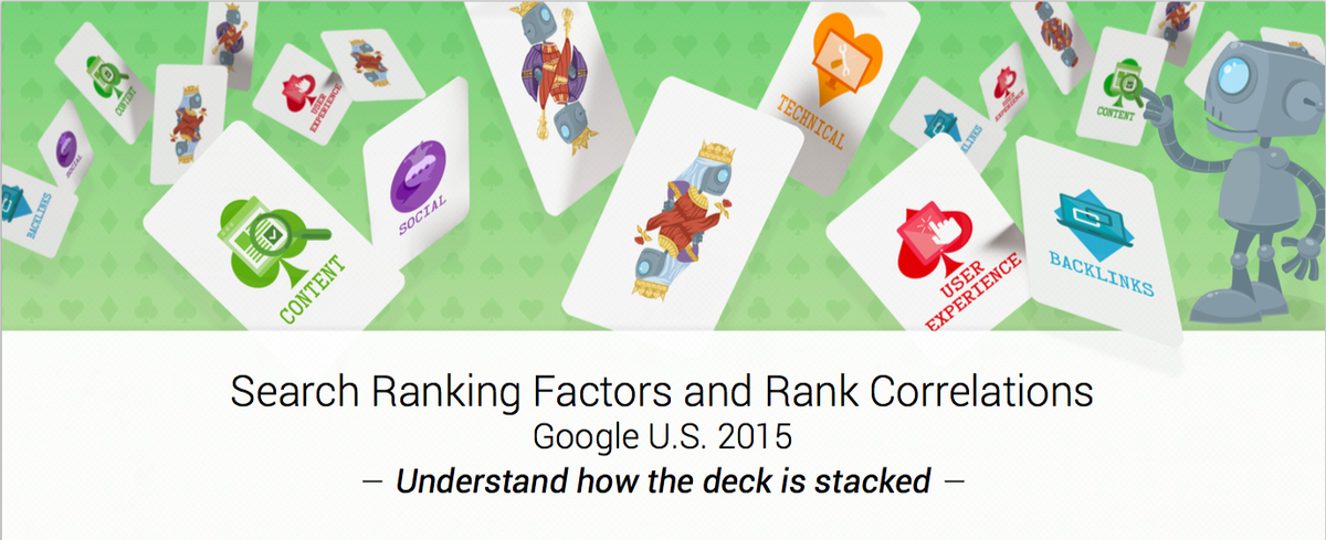Our annual #RankingFactors Study has landed! Get benchmarks on the best in search in 2015: http://t.co/zf4MOMd807 http://t.co/GCmG8yzNlX