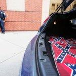 Someone planted Confederate flags near the MLK Center in Atlanta http://t.co/fri8xbvdbi http://t.co/BrPqtMJWm0