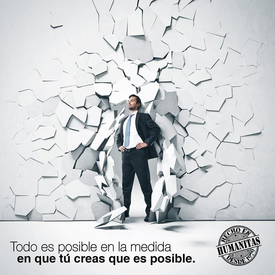 ¡Buenos días Twitteros Humanitas! ¡Todo es posible! #inscripcionesAbiertas #licenciaturas #derecho #psicología http://t.co/saaajfcPOE