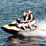 Breaking Celeb Friendship News: Amy Schumer and Jennifer Lawrence are on a jet ski together. http://t.co/M3kgjo6EE0 http://t.co/EEIxR4yF4h