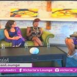 Gina: Does having hundreds of followers make you a celeb? Find out on #VictoriasLounge http://t.co/tzdog1PIGu