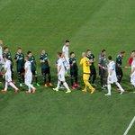 """Стартовый свисток! Пожелаем удачи """"быкам"""" на первом матче #ЛигаЕвропы в этом сезоне! #КраснодарСлован http://t.co/YYwQRLTsWN"""