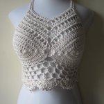 Crochet high neck halter top, festival top, beach cover boho … https://t.co/oXKcA18Az0 #boho, #crochet #SexyCropTop http://t.co/meSjPl18tF